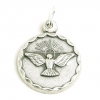 Religious Pendant Holy Spirit 18mm Nickel